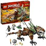 Ниндзяго Защита Земляного Дракона (lego 2509)