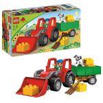 Duplo Большой трактор (лего 5647)