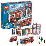 Лего Пожарное депо (лего 7208)