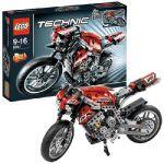 Лего Техник Мотоцикл (lego 8051)