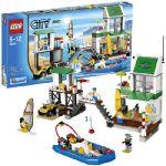 Пристань для яхт (лего 4644)