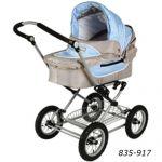 Детская коляска 2 в 1 Amalfy Симфония 835-917