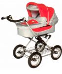 Детская коляска 2 в 1 Amalfy Симфония 905-917