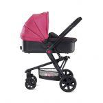 Детская коляска 2 в 1 Chipolino Maxima pink