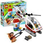 Duplo Вертолёт скорой помощи (лего 5794)