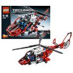 Lego Техник Спасательный вертолёт (lego 8068)