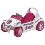 Peg-Perego Mini Racer Pink