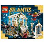 Город Атлантида (лего 7985)