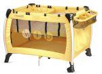 Манеж-кровать Chipolino Noella yellow