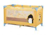 Манеж-кровать Chipolino Pinga yellow
